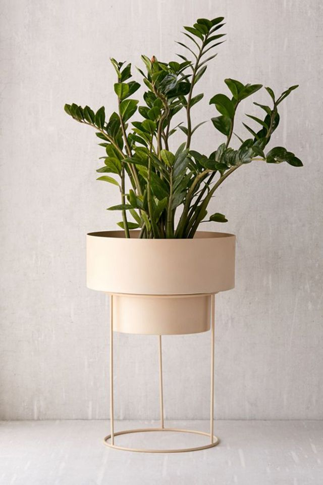 Urban Outfitters Noa Metal Planter and Stand