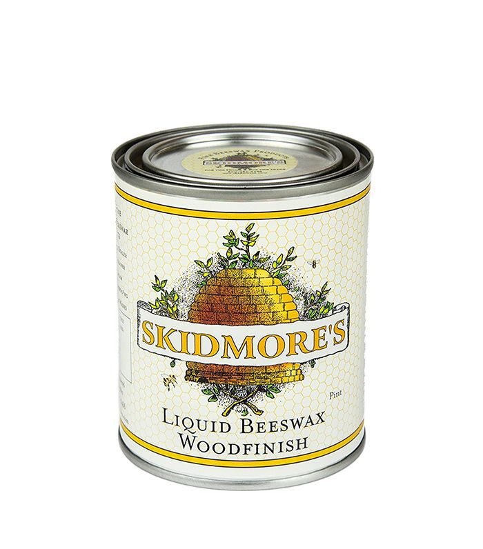Skidmore's Beeswax Wood Care & Finish