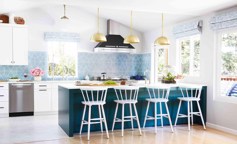 18 Stylish Kitchen Island Design Ideas
