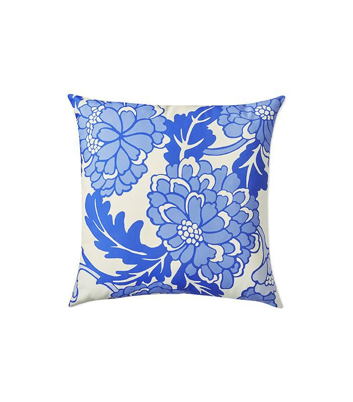Aerin Lauder for Williams-Sonoma Outdoor Printed Floral Pillow