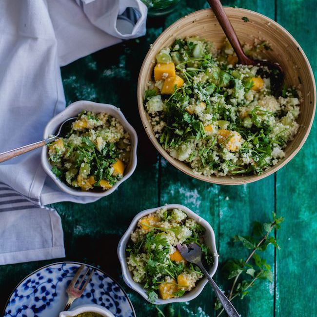 The 15 Best Green Salad Recipes to Ring in the Spring Equinox