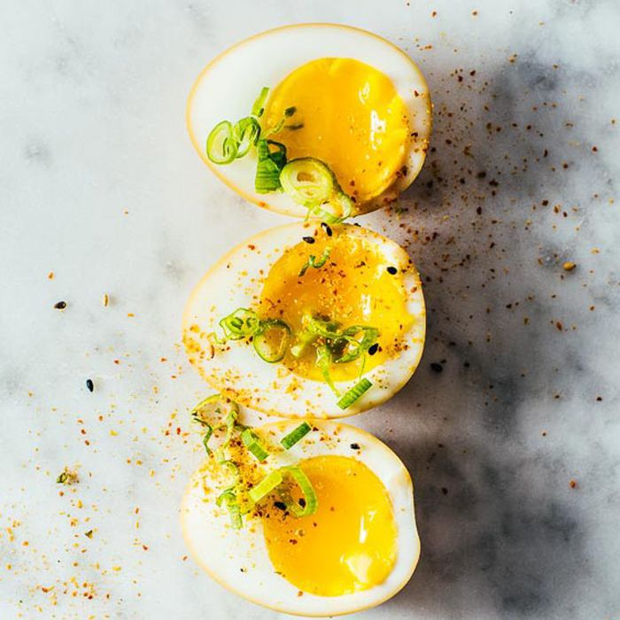 Huevos de ramen