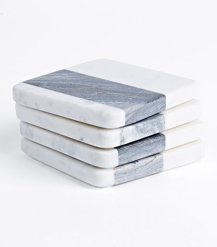 Rejuvenation Marble Coasters