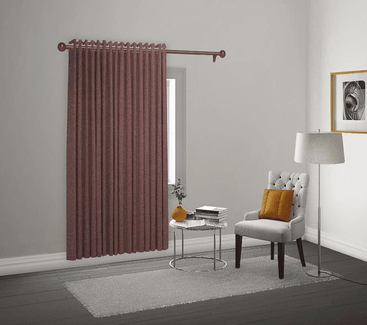 Customizable curtains