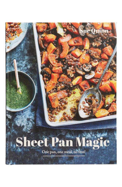 'Sheet Pan Magic' Cookbook