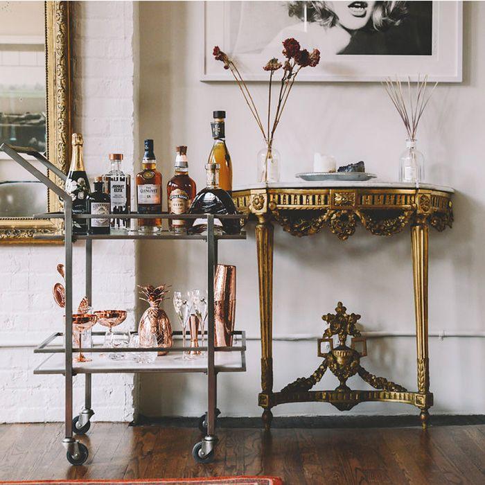 Reserve Bar—Bar Cart