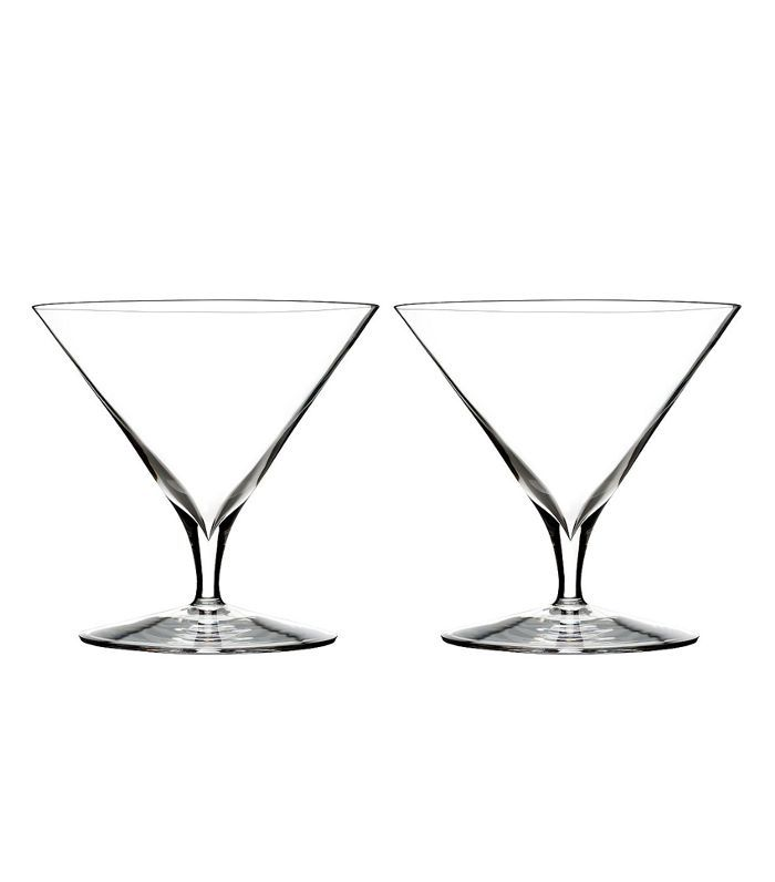 Elegance Martini Glass, Pair