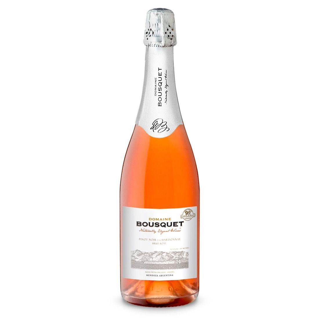 Domaine Bousquet Winery, Premium Rosé Tupungato 2018