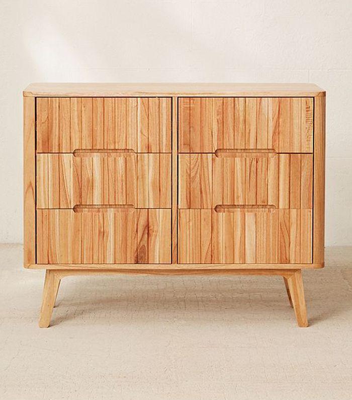 Petra 6-Drawer Dresser