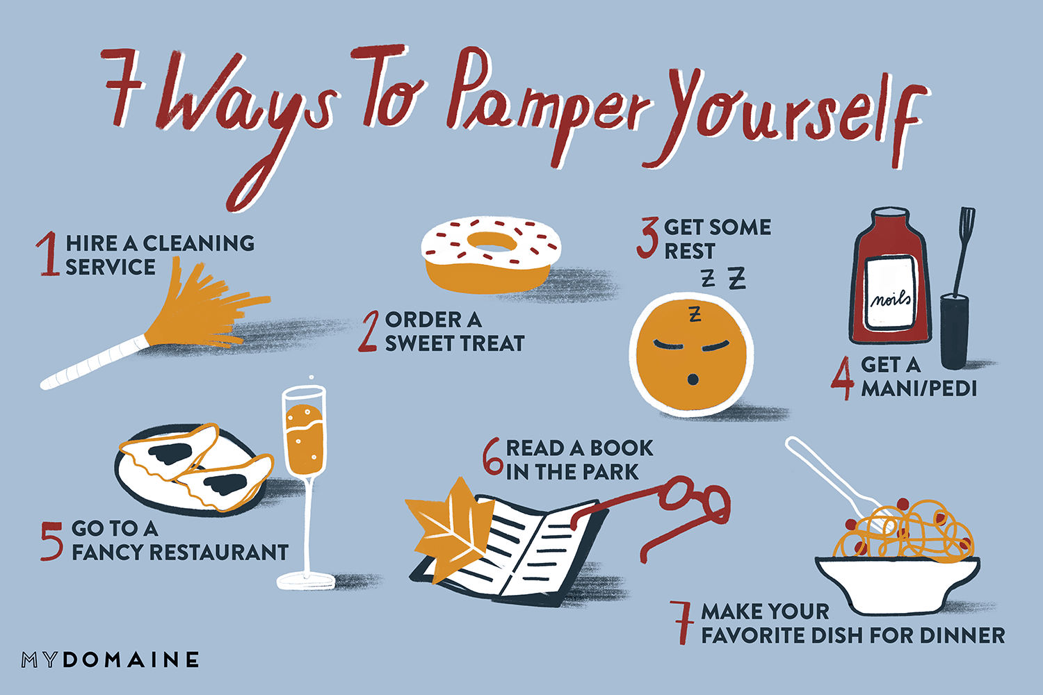 34 Awesome Ways to Pamper Yourself