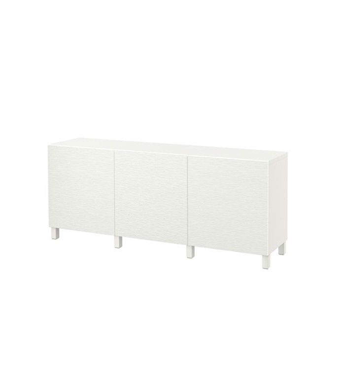 IKEA Bestâ Storage Combination With Doors