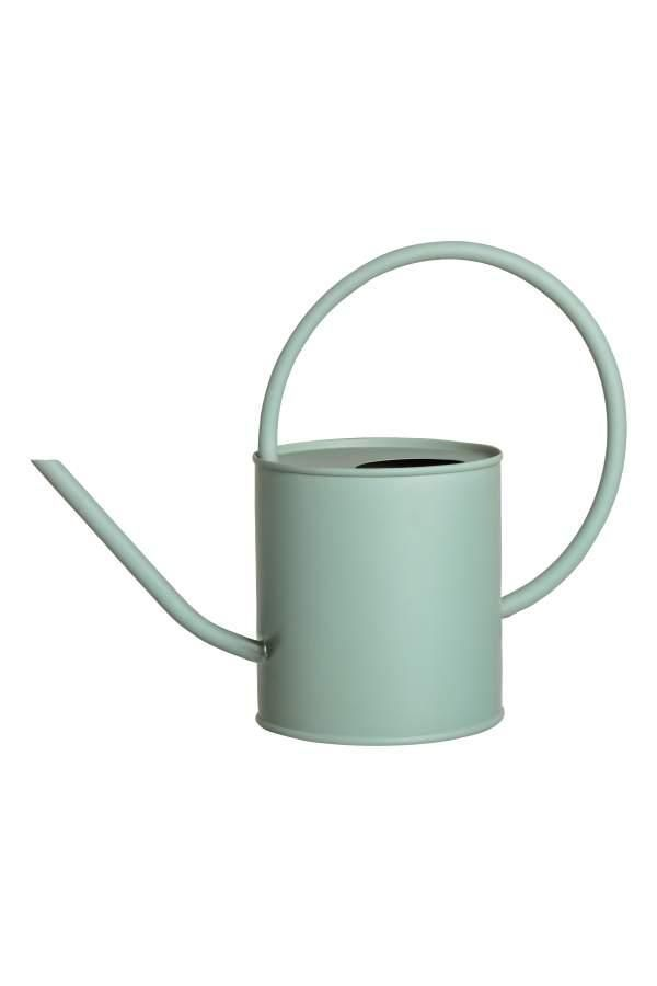 - Metal Watering Can - Dusky green - H & m Home