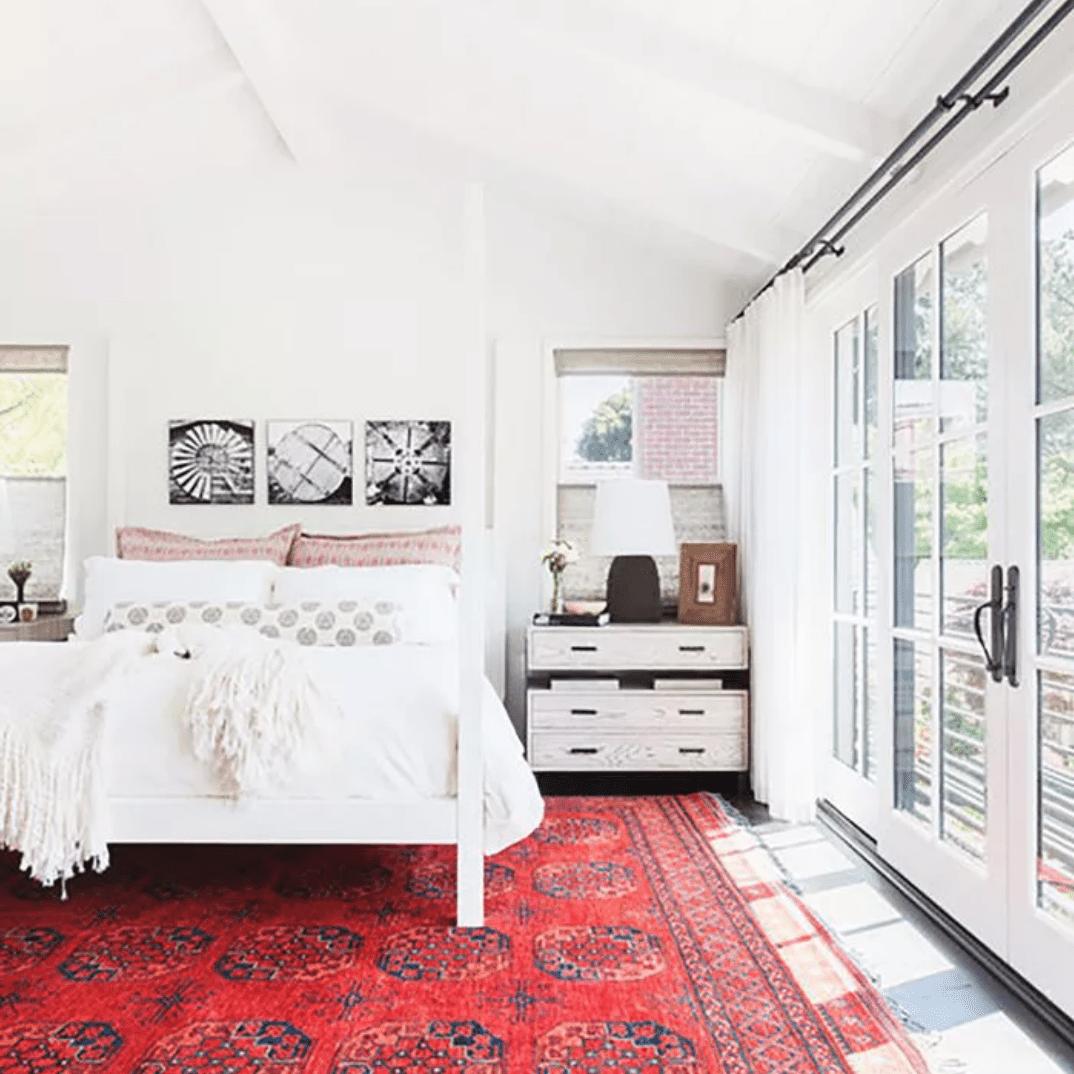 Alyssa Rosenheck; Design: Jennifer Robin Interiors