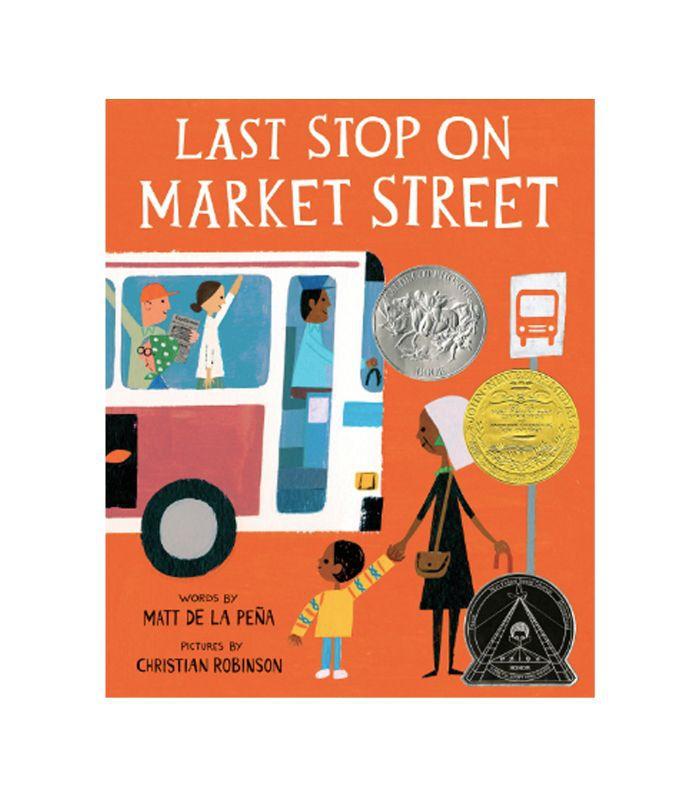 Matt De La Pena Last Stop on Market Street