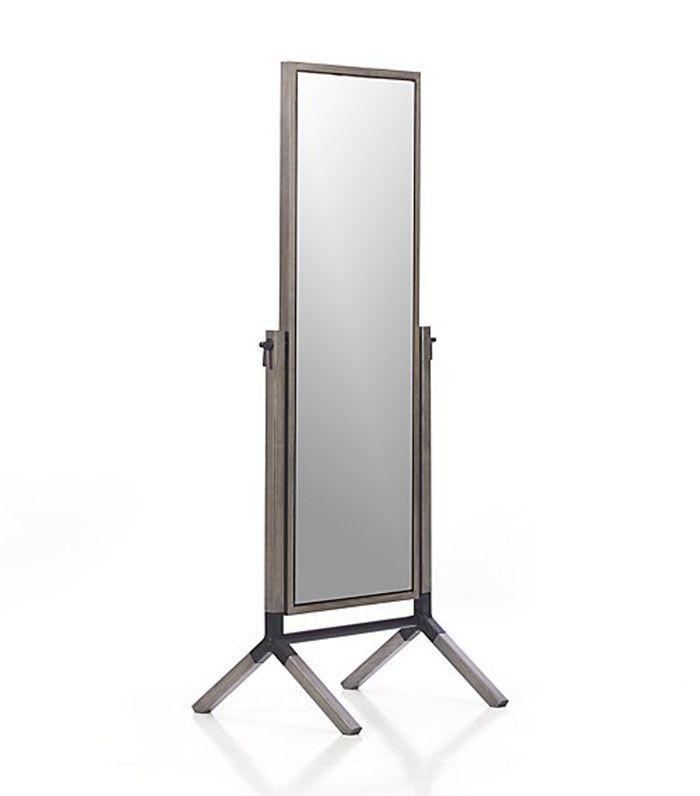 Malvern Cheval Floor Mirror - Crate and Barrel