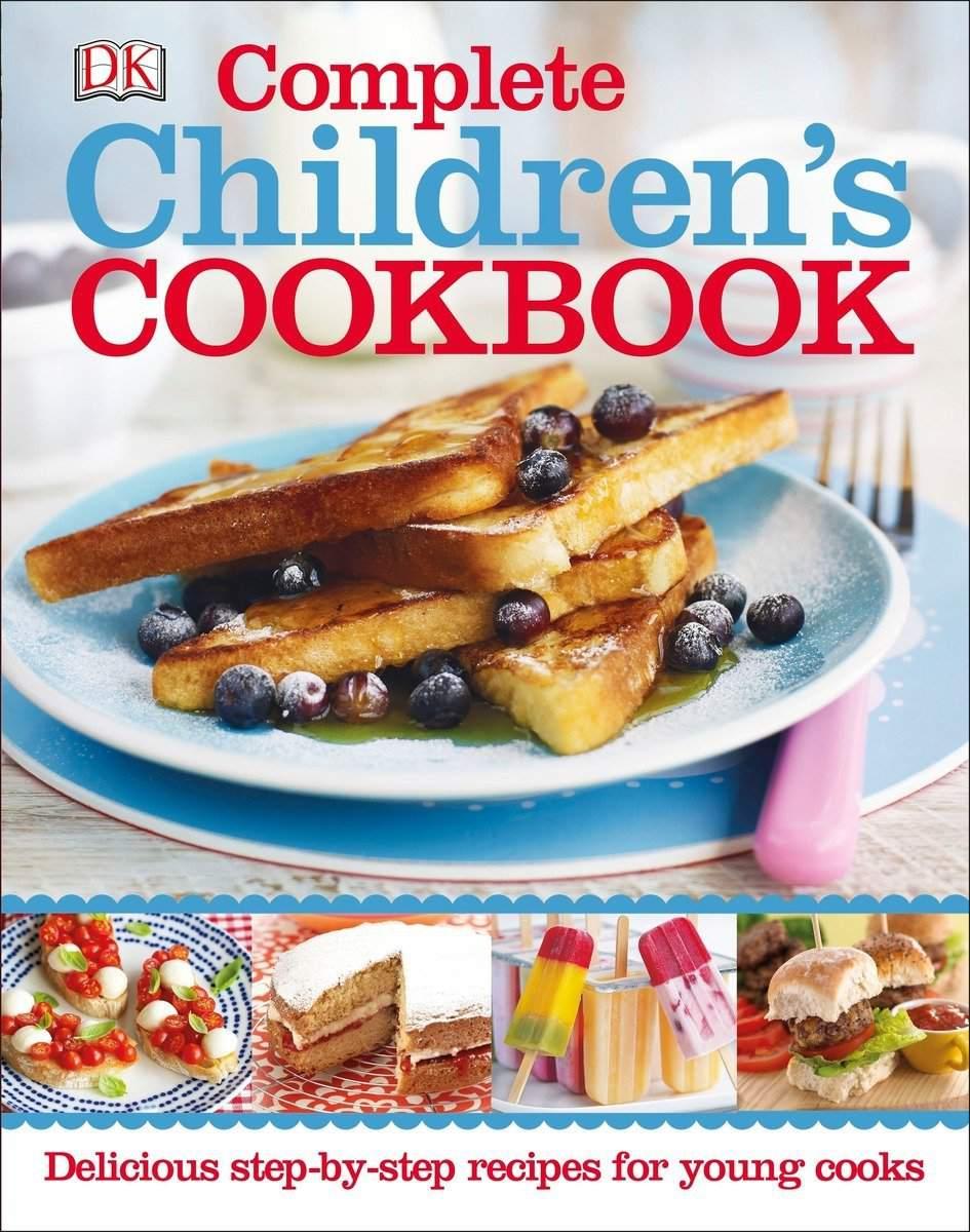 Complete Children's Cookbook—Best Kids' Cookbooks