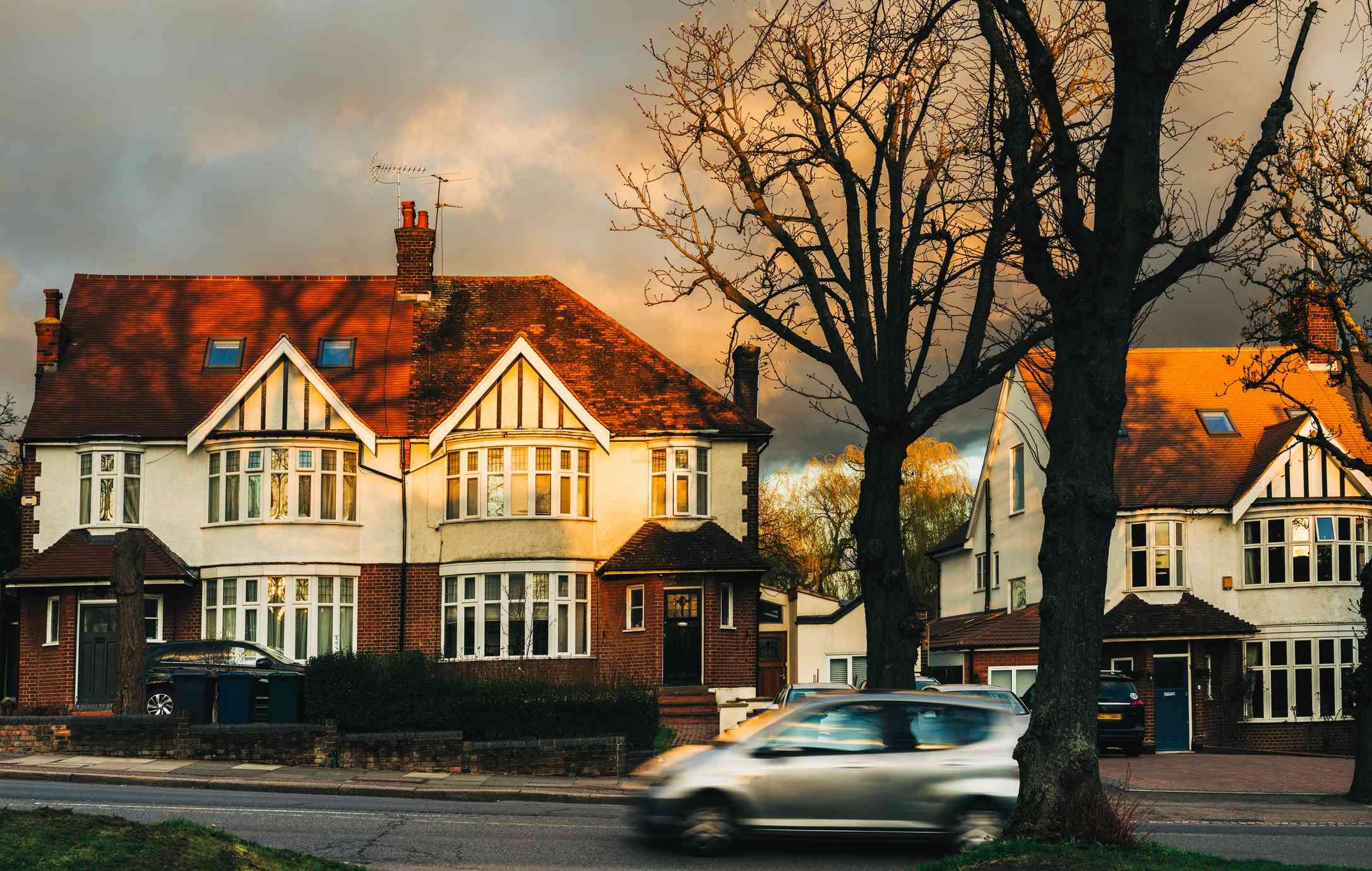 most popular home styles - tudor