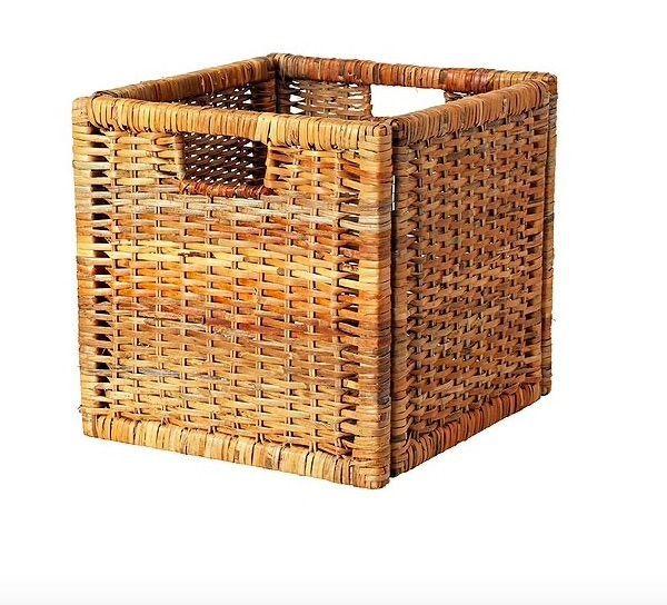 IKEA BRANÄS Basket, rattan
