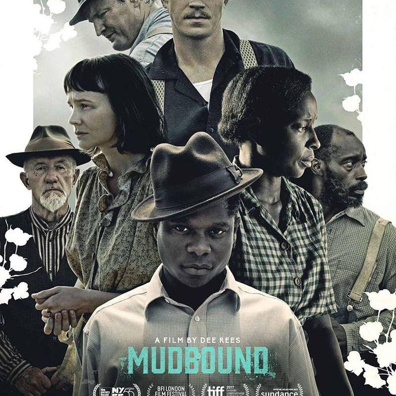 Mudbound movie poster.