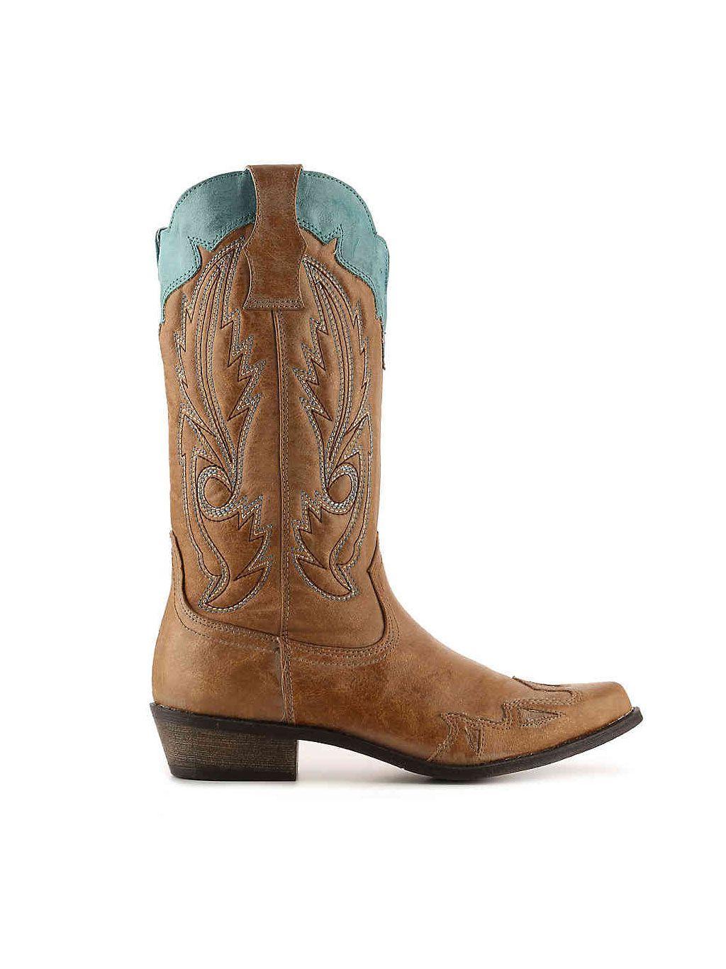 coconuts cimmaron cowboy boot