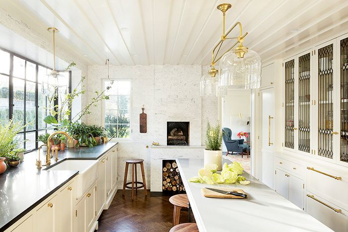 a spacious-looking kitchen