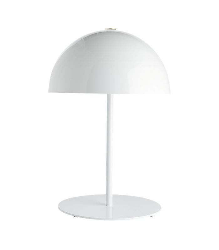 Hanna White Table Lamp