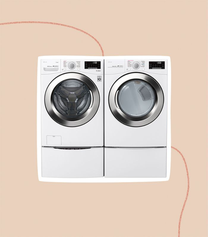 LG Ultra Large Capacity Front Load Washer & Ultra Large Capacity Electric Dryer (WM3700HWA/DLEX3700W)