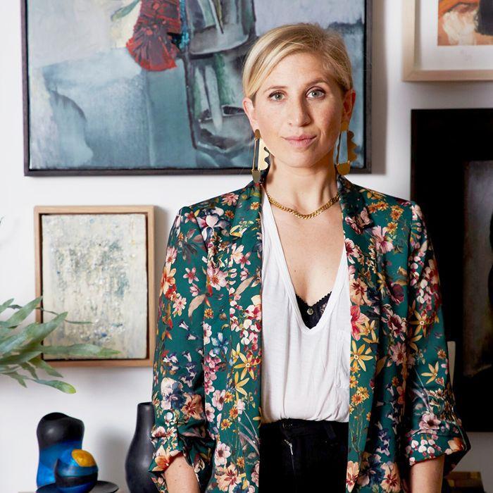 Interior designer Tali Roth