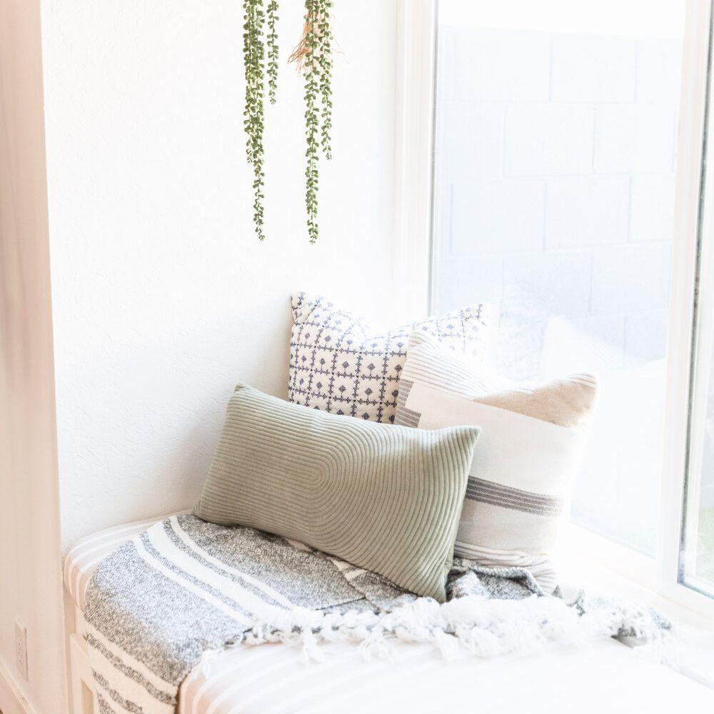 best window plants: string of pearls