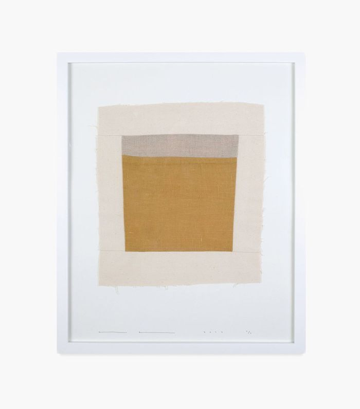 Ethan Caflisch Untitled (Large Sungold)