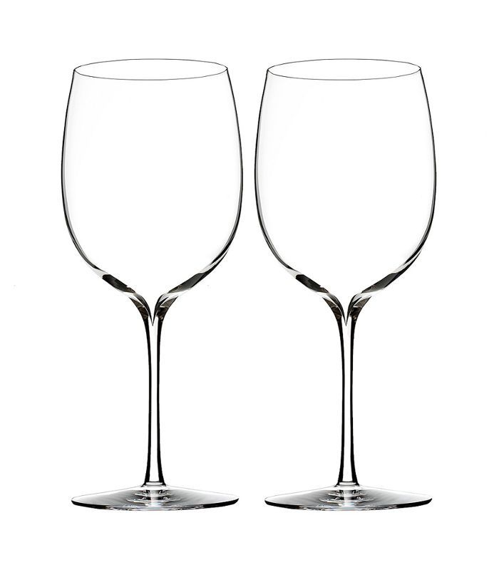 Elegance Bordeaux Wine Glass, Pair