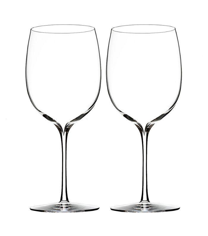 Elegance Bordeaux Wine Glass, Pair