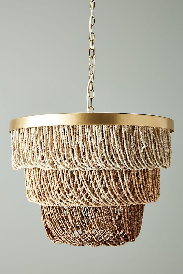 Anthropologie Anya Chandelier