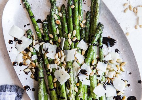 The Modern Proper— Easy Asparagus Recipes