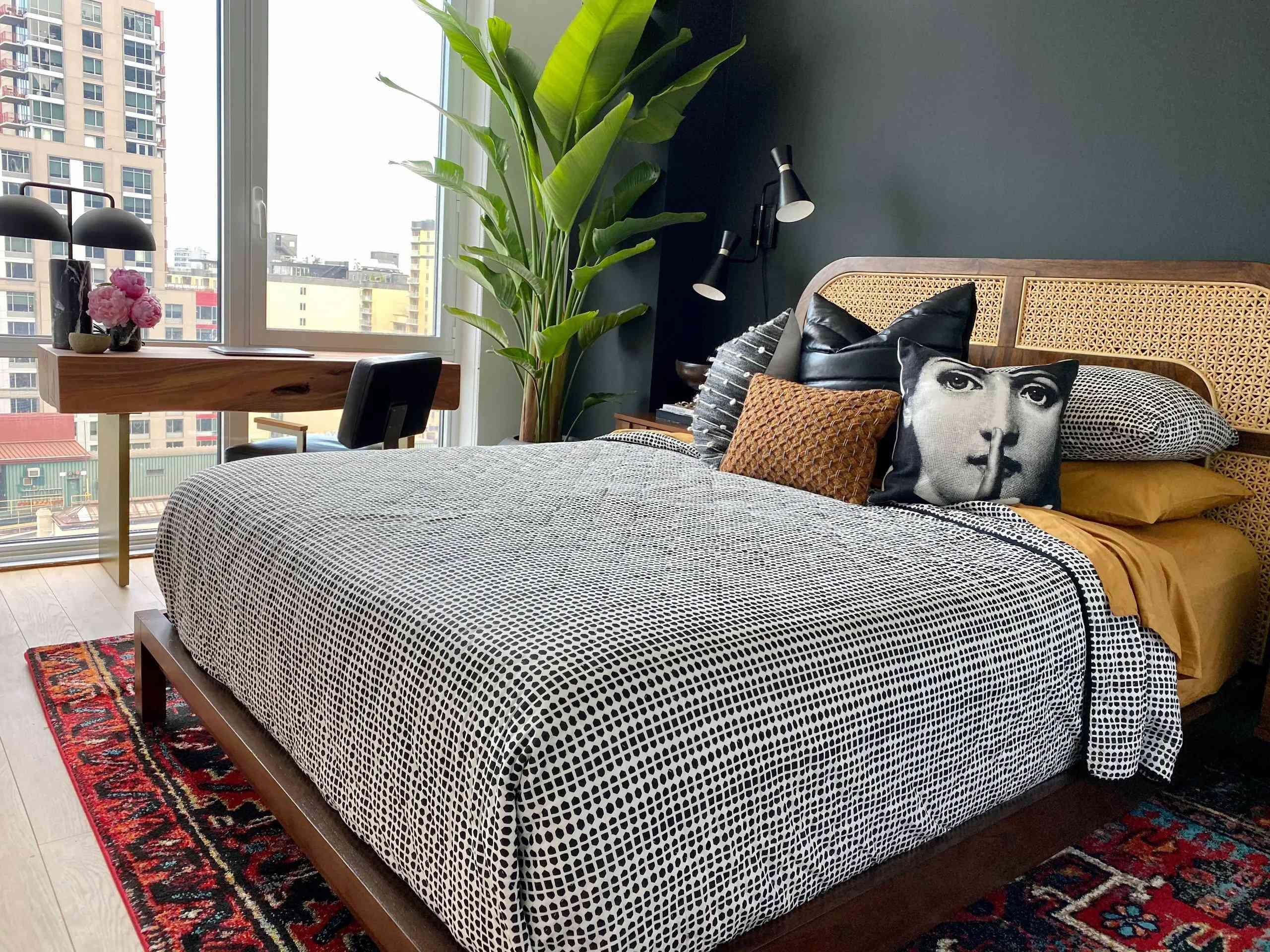 general neutral bedroom