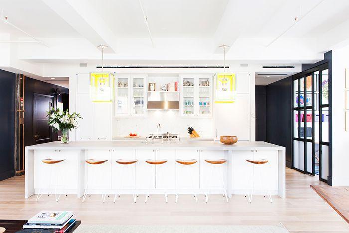 Yellow Kitchen Pendant Lights