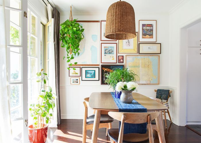 Step inside Mandy Cheng's charming apartment