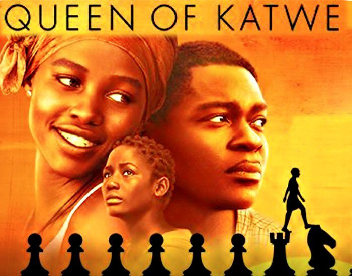 Queen of Katwe movie poster.