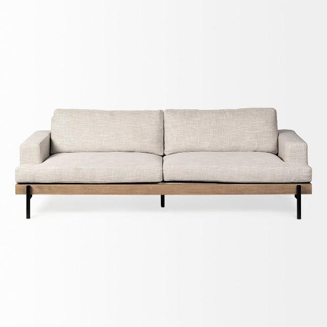 Fairlop Recessed Arm Sofa