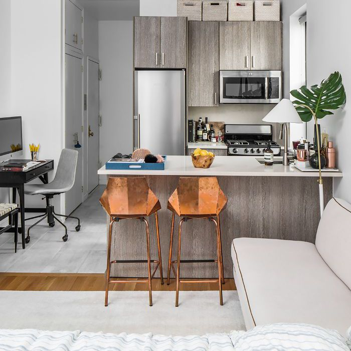 I Lived In A 40SquareFoot Apartment For A YearThis Is What I Learned Gorgeous Four Bedroom Apartments Nyc Creative Interior