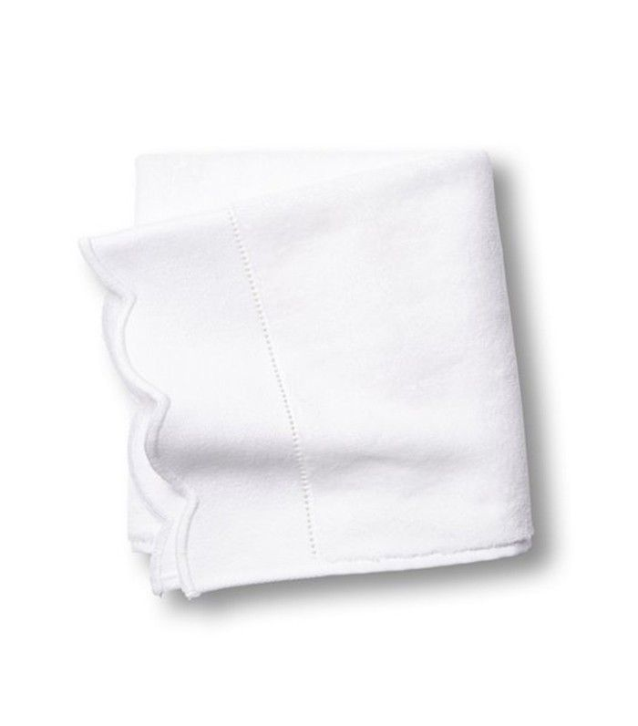 Overture Guest Towel, White