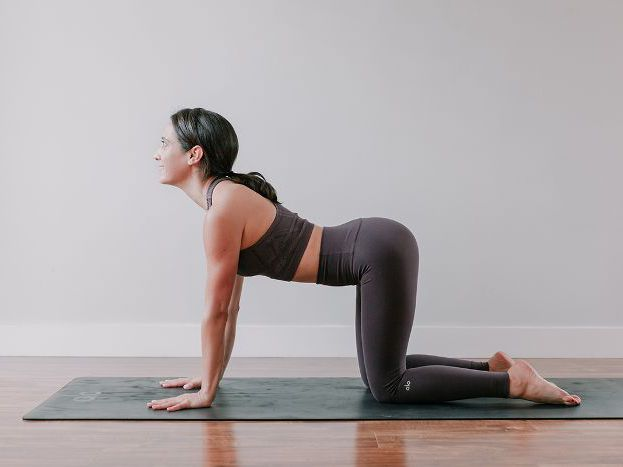 9 Easy Yoga Poses That Target Your Lower Back