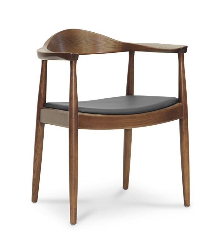 Embick Mid-Century Modern Dining Chair