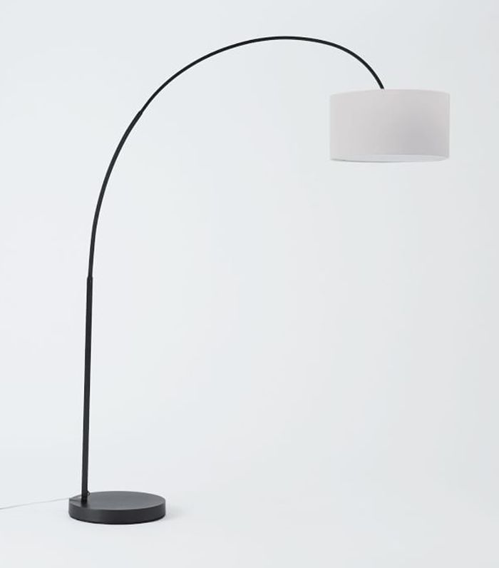 West Elm Cfl Overarching Floor Lamp