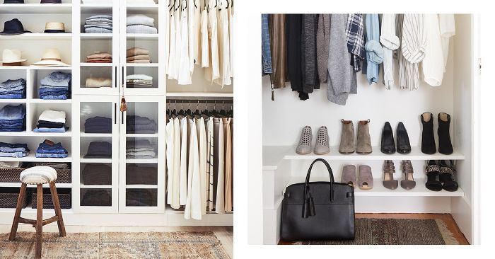 A Professional Organizer Overhauled My Closet�Here's What Happened