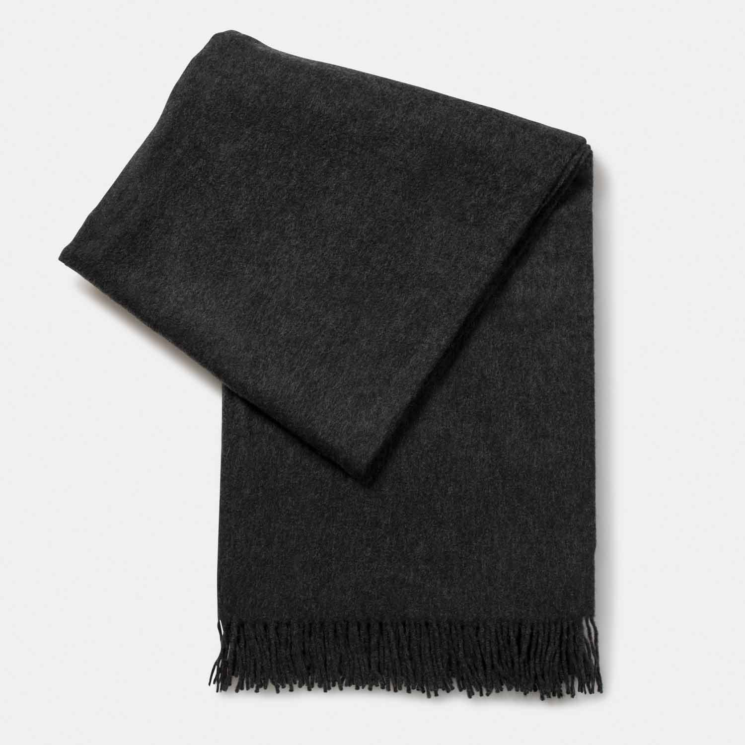Amicale Cashmere Woven 100% Cashmere Throw