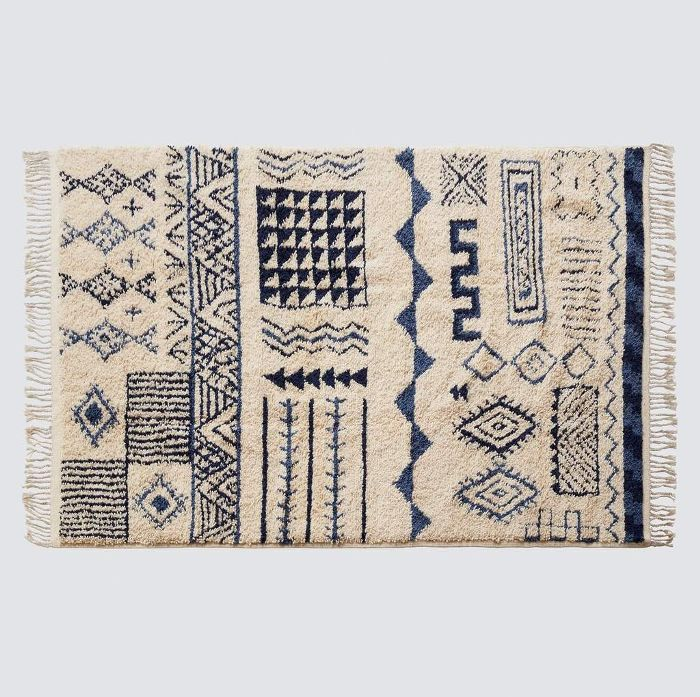 The Citizenry Jahara Beni Ourain Rug Urban Outfitters Home