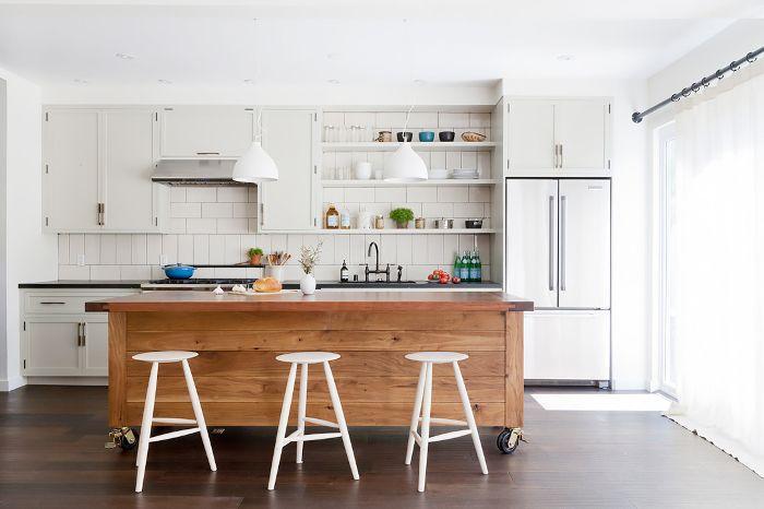 tiled kitchens
