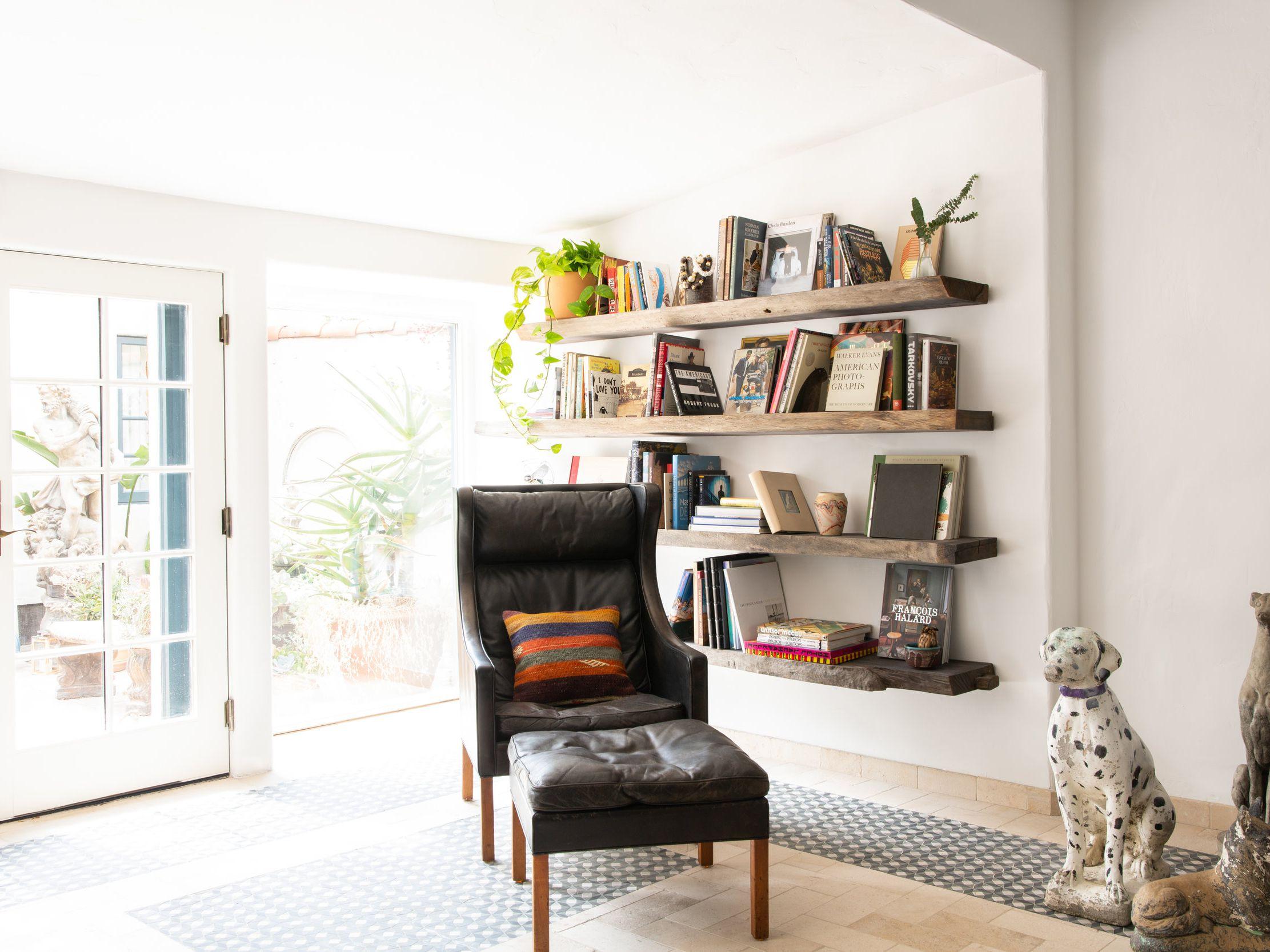 6 Stylish Floating Shelf Ideas