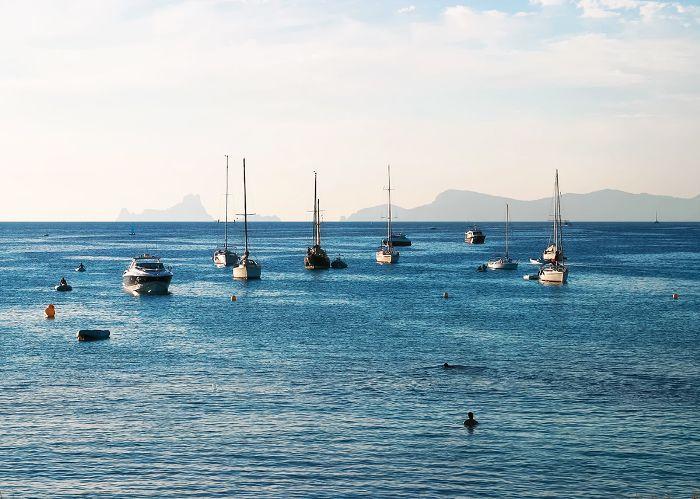 Lugares de vacaciones españoles: Formentera